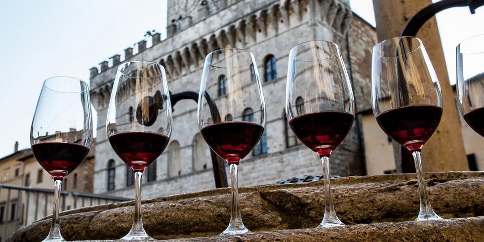 Epic wine tasting week with Francesco: Feb 16- Feb 22, 2020
