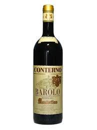 Barolo Monfortino Riserva Giacomo Conterno 2013 OWC 3 bottles