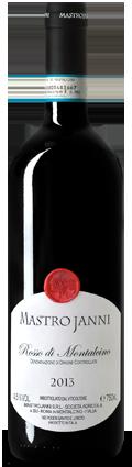 Mastrojanni Rosso di Montalcino Doc 2016