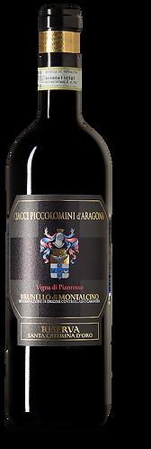 Ciacci Piccolomini -  Brunello Riserva Santa Caterina d'Oro Docg 2015