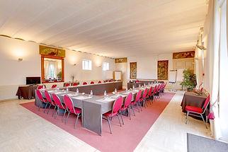 Salle de travail de la Grande Maison