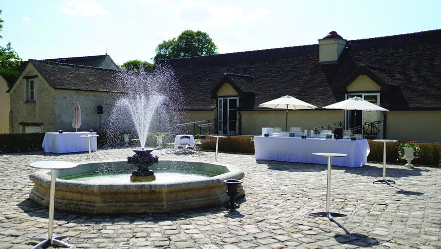 La Fontaine de la Cour Francini