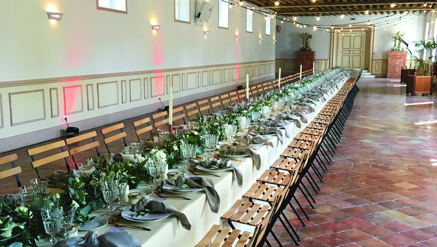 Magnifique banquet