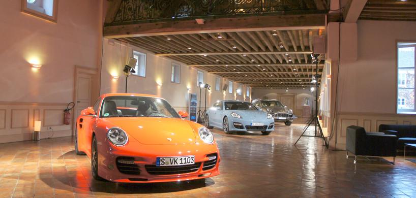 Porsche star