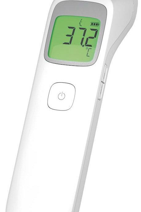 Clever TD-1242 brezkontaktni čelni termometer