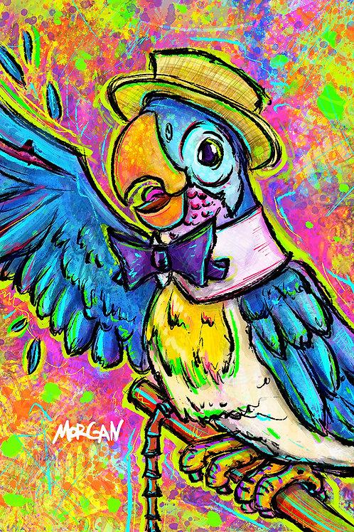 Barker Bird