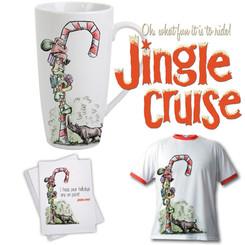 Jungle Cruise line