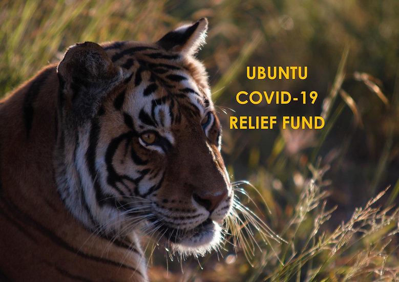 COVID-19 | RELIEF FUND, ANIMAL WELFARE