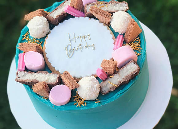 Last Minute Cake