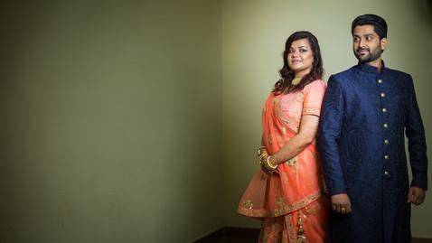 Anand & Paromitha
