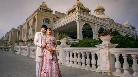 Prashanth & Gunjan