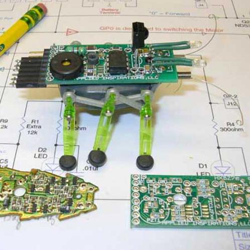 Hexbug Upgrade Kit