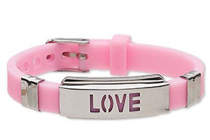 Love Bracelets (Pink)