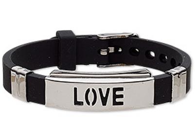Love Bracelets (Black)