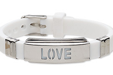 Love Bracelets (White)