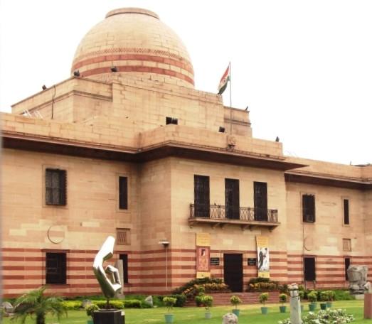 national gallery of modern art in delhi