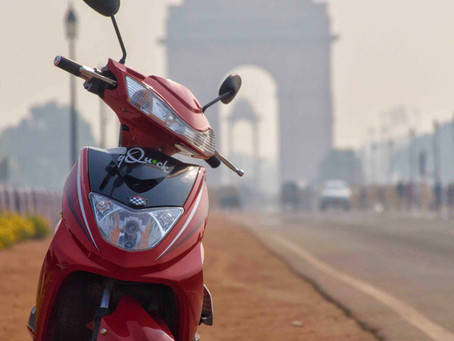 Top 10 Tourist Places to Visit in Delhi on Your Ghoom Bike