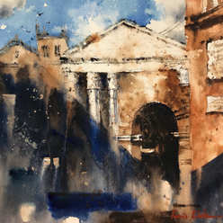 Spring in Rome II