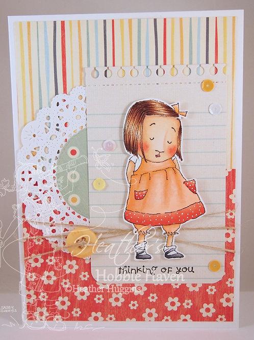 Gracie Card Kit