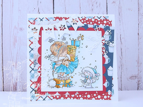 Christmas Friends Card Kit