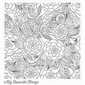 MFT - Floral Fantasy Background