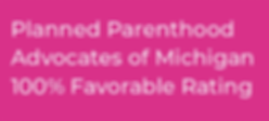 Planned Parenthood 100% Favorable.png