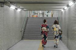 meia-noite no metrô