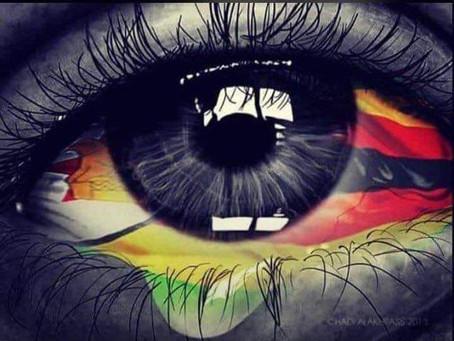 #ZimbabweShutDown