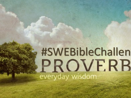#SWEBibleChallenge is back