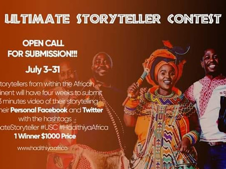 Ultimate Storyteller Contest