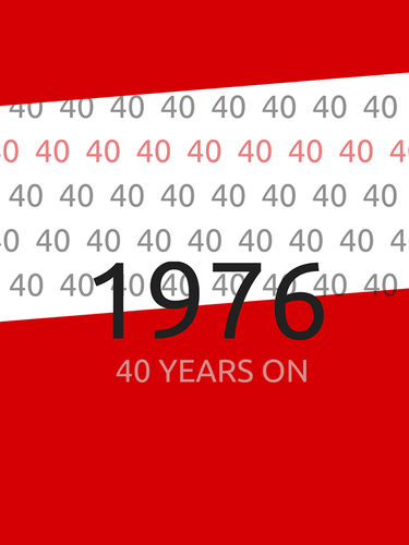 1976: 40 Years on