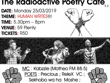Radioactive Poetry Cafe 1.1