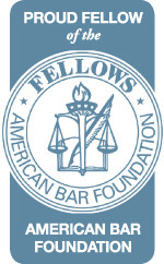 American Bar Foundation Fellow Emblem