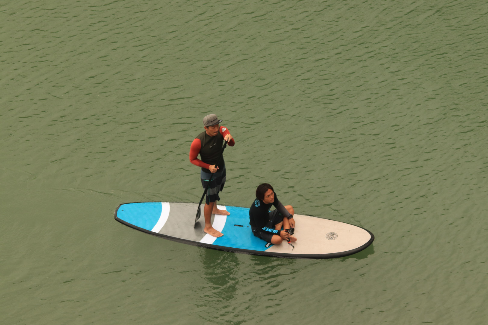 SUP台東立槳衝浪03