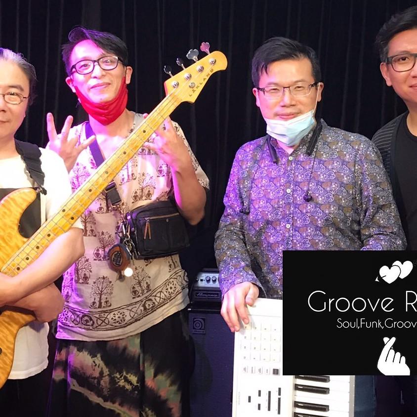 Groove Report <融合爵士經典演譯>