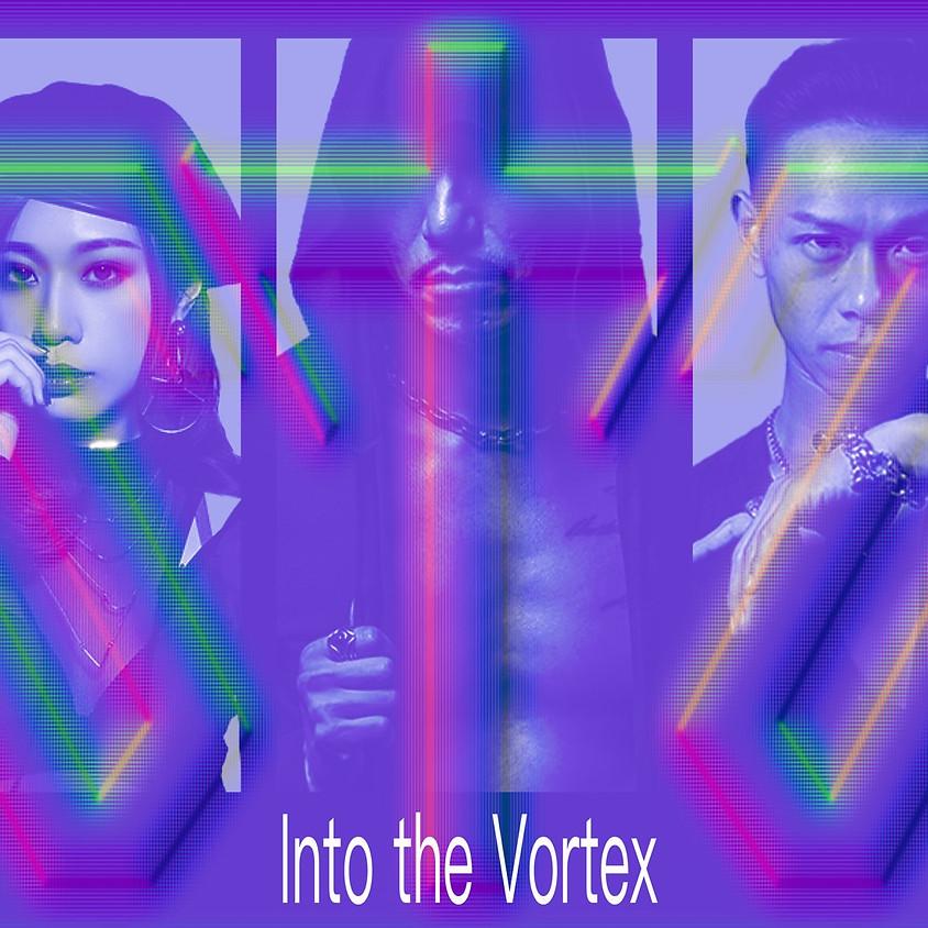 延期 _ 超音界 [Into the Vortex] / T.B.A.