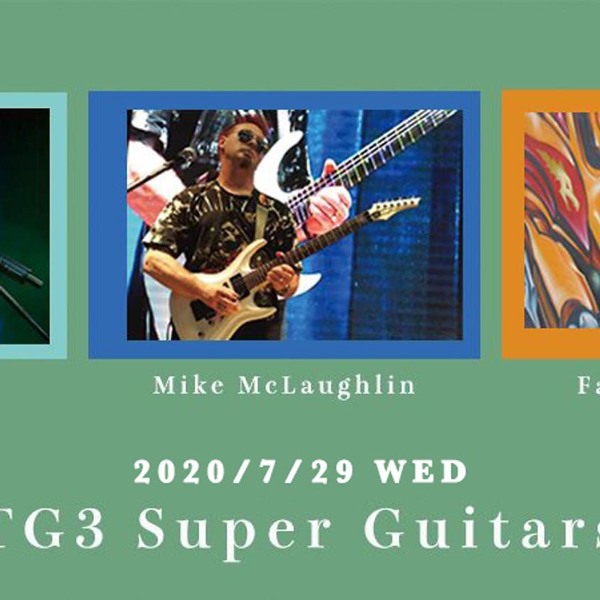 TG3 Super Guitars:蔡科俊+Mike+Fabio