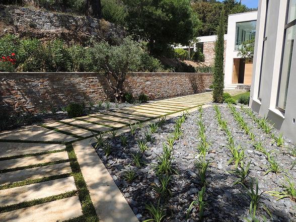 Paysagiste Conseil Saint-Tropez - Architecte paysagiste Le Lavandou - Le Rayol Ca