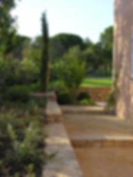 Architecte paysagiste Saint-Tropez