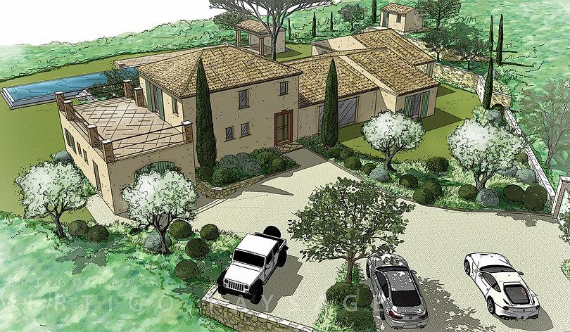Paysagiste Conseil Saint-Tropez - Architecte paysagiste Saint-Tropez (Var)