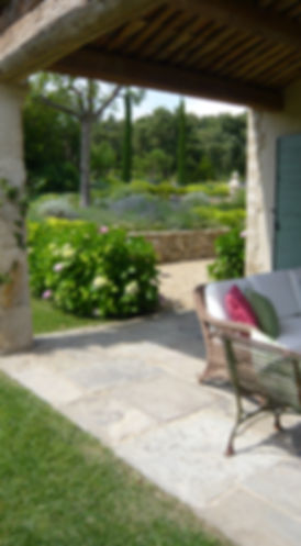 Bureau d'études en conception de jardins Saint-Tropez