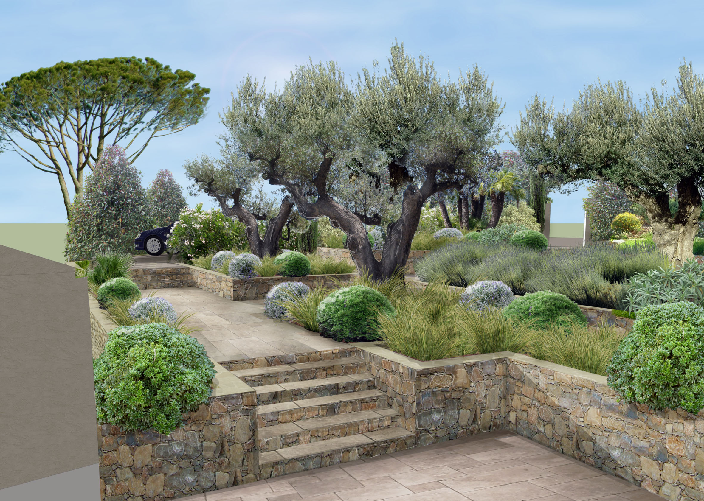 Projet Saint-Tropez