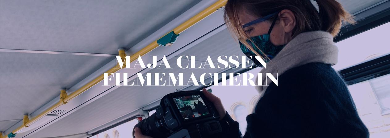 Maja Classen . Filmemacherin . Dozentin