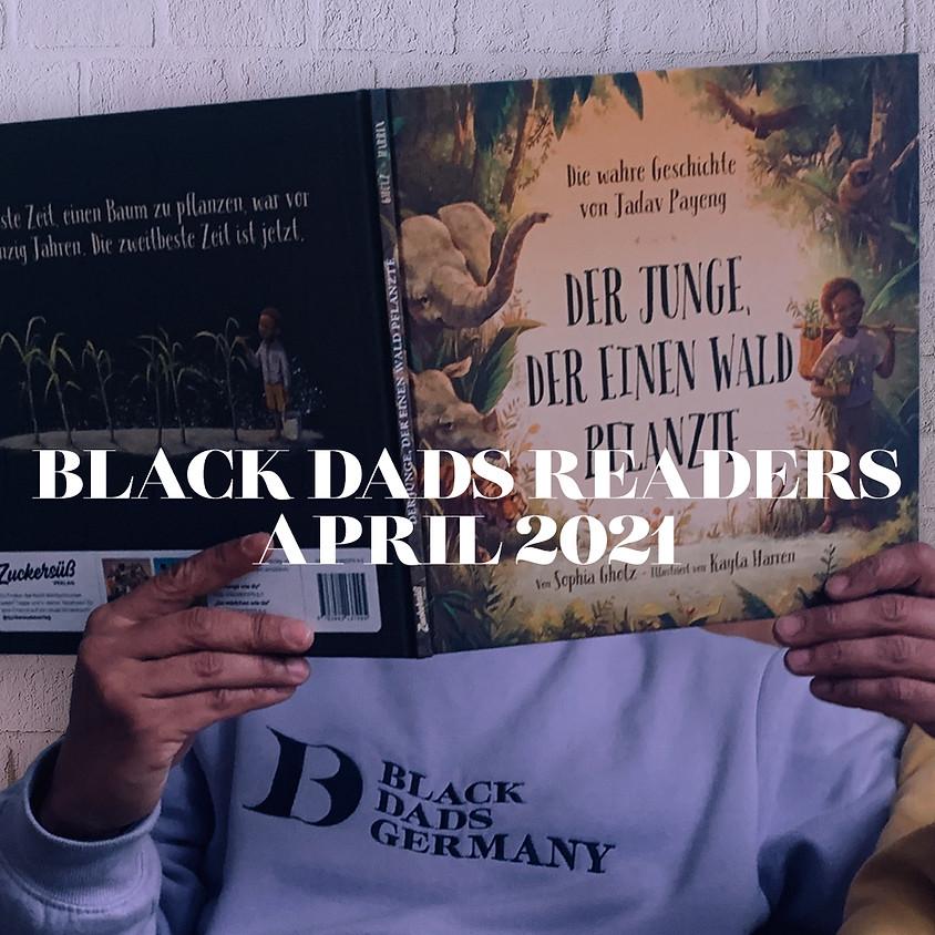 BLACK DADS READERS x KINDERSCHUTZBUND BERLIN (April)