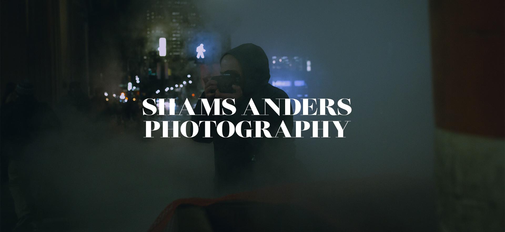 Shams Anders