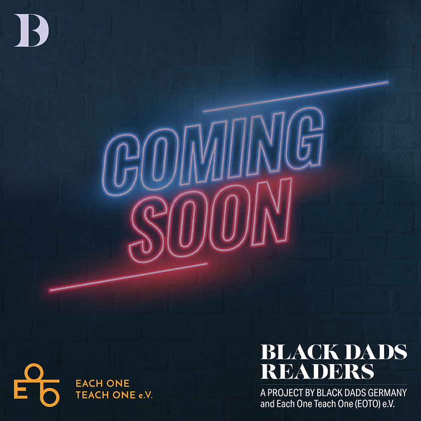 BLACK DADS READERS x EOTO e.V. (November)