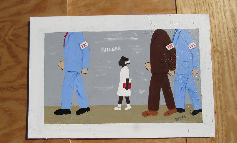 The Young Ruby Bridges