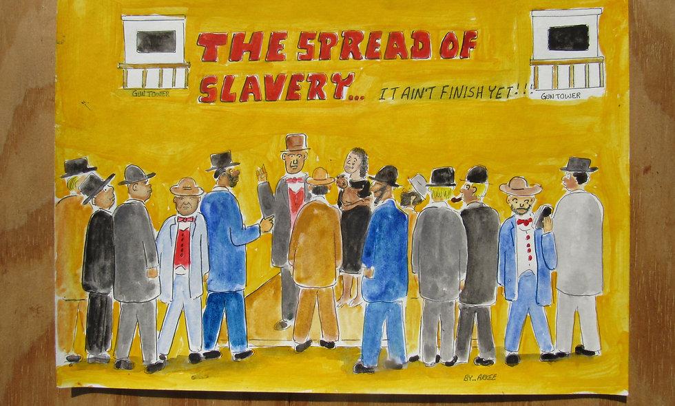 The Spread of Slavery
