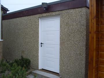 Garage Door Needs A Deadbolt