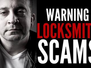 SC Department of Consumer Affairs Locksmith Scam Report
